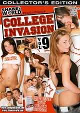 Shane's World: College Invasion 9