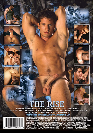 The Rise Cover Front