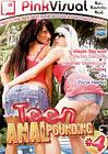 Teen Anal Pounding 4