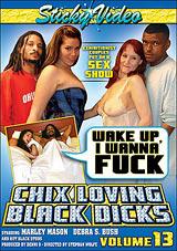 Chix Loving Black Dicks 13