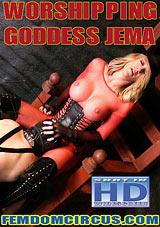 Worshipping Goddess Jema