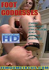Foot Goddesses