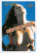 Caught Nude In Public