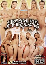 Cream Pie Orgy 9