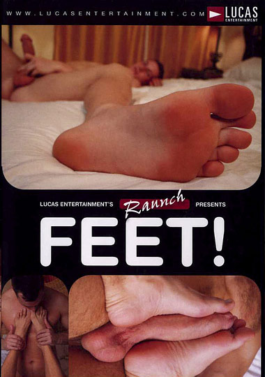 Feet! Cover Front
