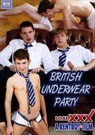 British Underwear Party