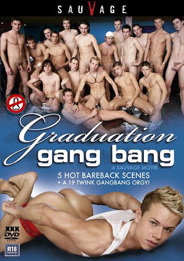 Graduation Gang Bang cover