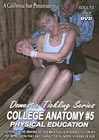 Domestic Tickling Series: College Anatomy 5
