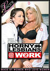 Horny Lesbians At Work 2