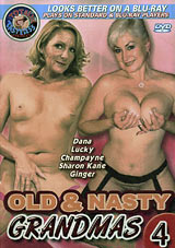 Old And Nasty Grandmas 4