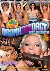 Drunk Sex Orgy: Blue Jean Babes