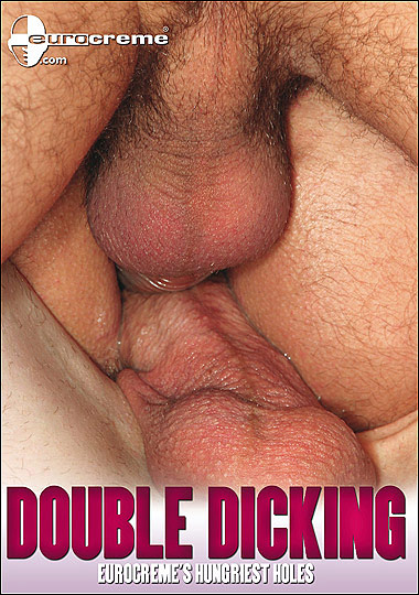 Double Dicking Eurocremes Hungriest Holes Cover Front
