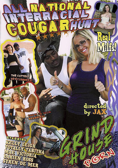 All National Interracial Cougar Hunt cover