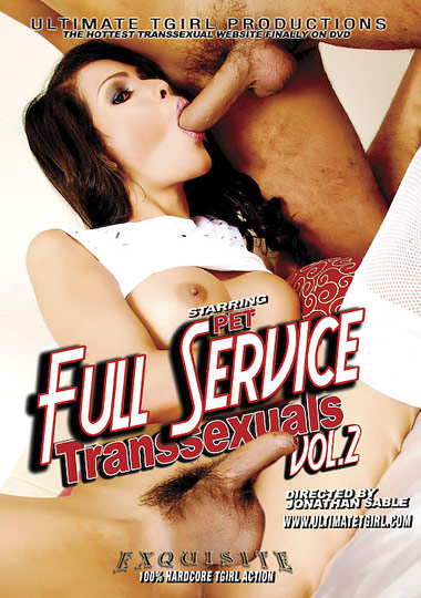 Full Service Transsexuals 2 cover