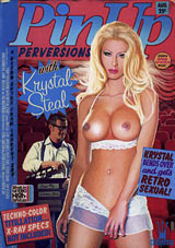 Pinup Perversions: With Krystal Steal