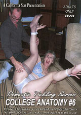 Domestic Tickling Series: College Anatomy 6