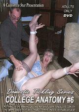 Domestic Tickling Series: College Anatomy 6