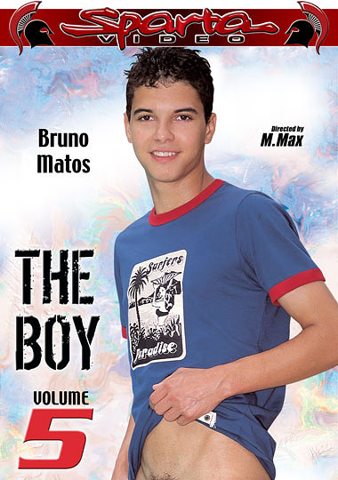The Lucas Boy 5 Cover Front