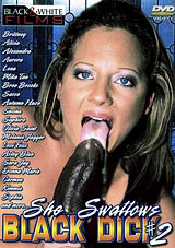 She Swallows Black Dick 2