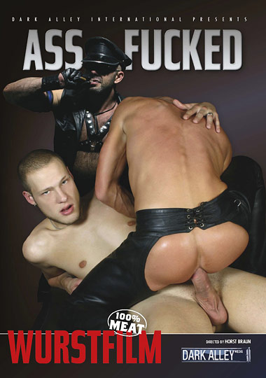 Ass Fucked Cover Front