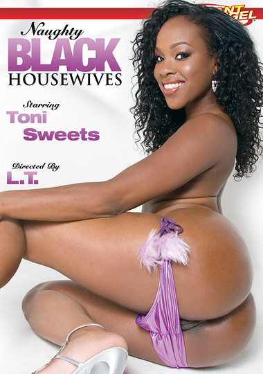 Naughty Black Housewives cover