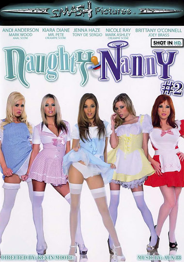 Naughty Nanny 2 cover