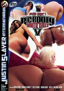 Big Booty White Girls 5 cover