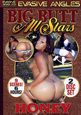 Big Butt All Stars: Honey Part 2