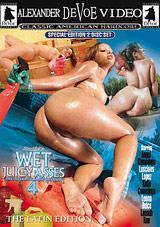 Wet Juicy Asses 4