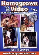 Homegrown Video 749: Good Jill Cumming