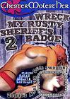 Wreck My Rusty Sheriffs Badge 2