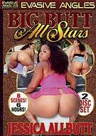 Big Butt All Stars: Jessica Allbutt