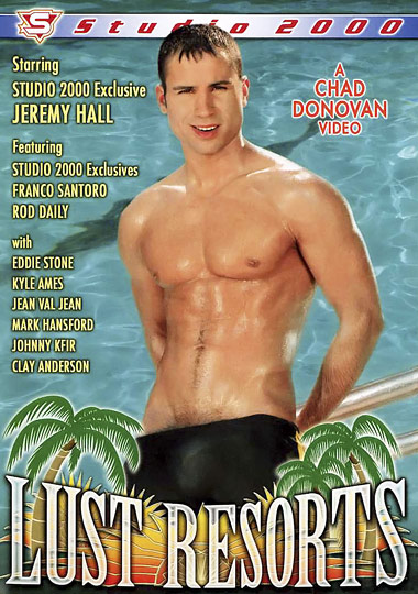Lust Resorts Cover Front