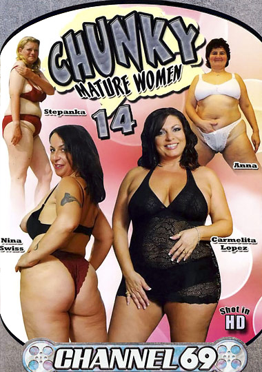 Chunky Mature Women 14 cover