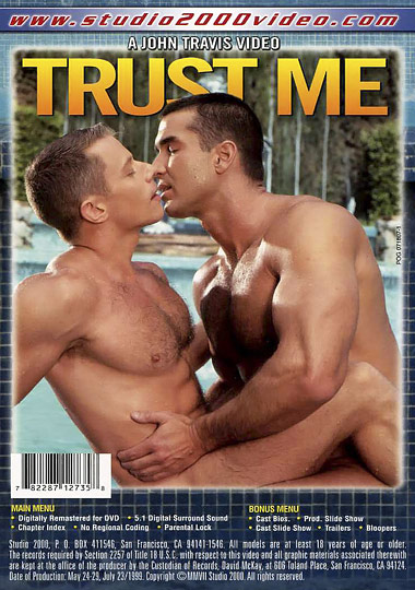 Trust Me Cover Back