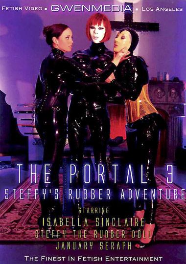 The Portal 3: Steffy's Rubber Adventure cover