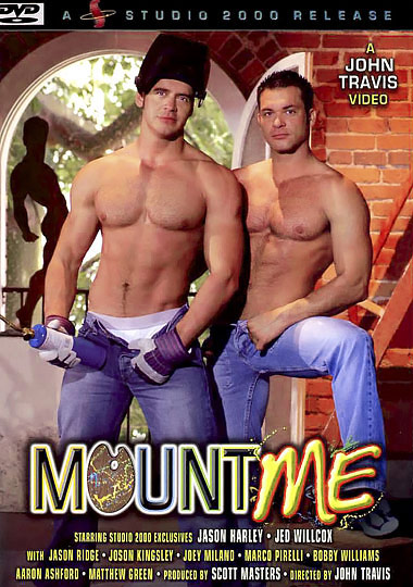 Mount Me Cover Front