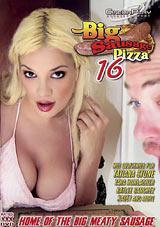 Big Sausage Pizza 16