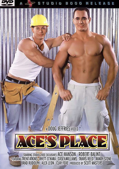 Aces Place Cover Front