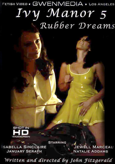 Ivy Manor 5: Rubber Dreams cover