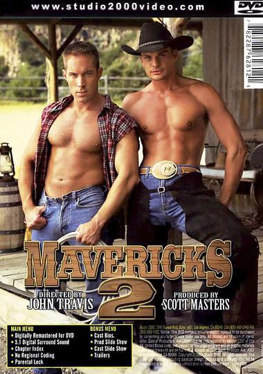 Mavericks 2 Cover Back