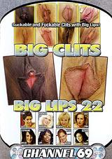 Big Clits Big Lips 22
