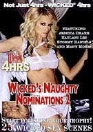 Wicked's Naughty Nominations 2