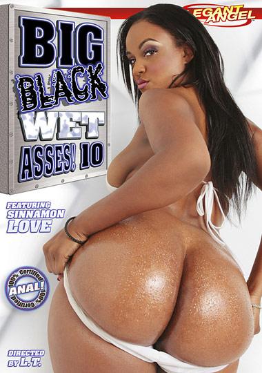 Big Black Wet Asses 10 cover