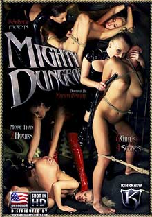 Mighty Dungeon cover