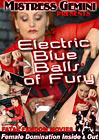 Electric Blue Balls Of Fury