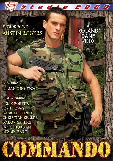 Commando Cover Front