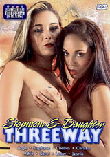 Stepmom And Daughter Threeway
