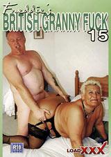Freddie's British Granny Fuck 15