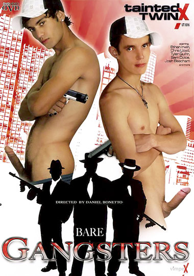Bare Gangsters Cover Front